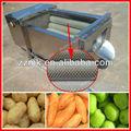 automático açoinoxidável industrial máquina de descascar batatas