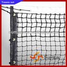 STN-70 Tennis net/ tennis products/sports equipment/knot mesh netting