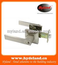 LH852 Best Sale Square Rosette Leverset Door Lock
