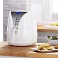 1230w automático de la temperatura controlada del temporizador de aire caliente freidora de aceite de cocina gratis