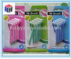 2014 hot sale new design L type interdental brush