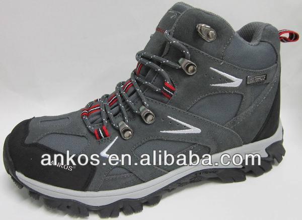 2013 newest fashion and popular Jinjiang men hiking shoes