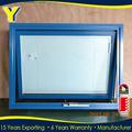alumínio janela de vidro interno com persianas de alumínio janelas e portas de cumprir com as2047 as2208 as1288