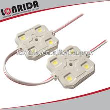 SMD 12V IP65 Waterproof Sign Letter Lighting Plastic Injection LED Module