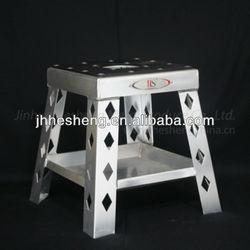 Aluminium Diamond Super Mini Motorcycle jack Stand (HS-MM3)