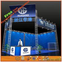 truss system trade show,exhibit truss,truss exhibition booth from Shanghai