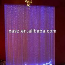 Side Spakle Fiber Optic Curtain