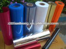 Pharmaceutical grade clear rigid PVC plastic film for vacuum forming