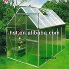 Polycarbonate plastic greenhouse best price