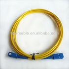 sc optical fiber patch cords/SC-SC Fiber Optic Patch Cord
