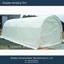 JQR1220 steel frame garage tent
