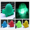 New Design fashion colorful mini led turtle night light