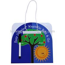 custom make brand forwarding reusable magnetic writing board
