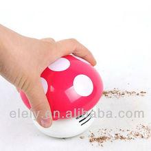 funny Mushroom Mini Cute Vacuum Cleaner table cleaner steam vacuum cleaner cyclonic vacuum cleaner