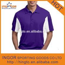 Custom Dri Fit purple T Shirts