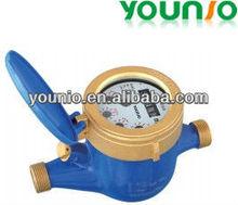 Younio Brass Body Multi Jet Water Meter ISO4064 Class C