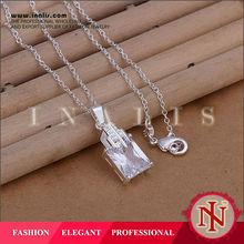 Fashion 925 sterling silver angel pendant LKNSPCP263