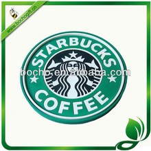 promotion gift soft pvc coaster
