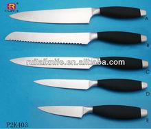 stainless steel kitchen knife