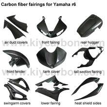 Carbon fiber motorcycle part motorbike fairing bodykits for Yamaha r6