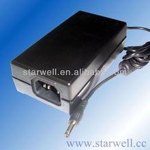 9V 5A / 15V 3A AC DC adapters with SAA C-tick UL CE FCC standard 45W power adapter
