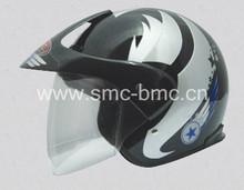 M218 open face novelty scooter helmet