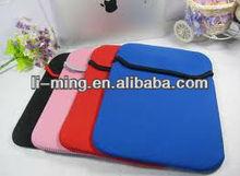 Newest fashion custom made neoprene laptop bag padded computer bag