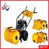 3 IN 1 Loncin 6.5hp Gas Snow Sweeper,Snow Blower,Power Broom Sweeper Gardening Tools