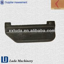 railway nylon plastic black inner track liner