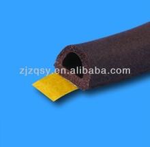 epdm foam rubber seal strip