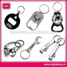 bottle opener keyring, metal bottle opener keychain,custom metal keychain