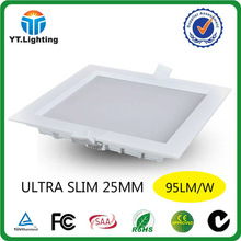 High quality and long life span 14w led square down light