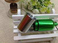 Medicine Pillbox Keychain Pill Box Case Holder Container Drug Medication Bottle