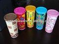 400ml bpa free plástico xícara de água com tampa