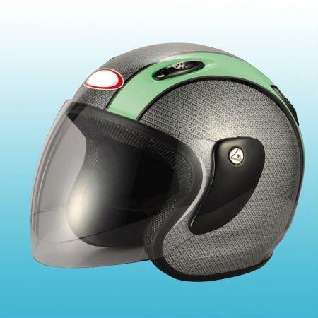 ECE helmets SW601,motorcycle helmet,half face helmet