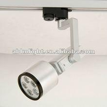 5W Aluminium led track light