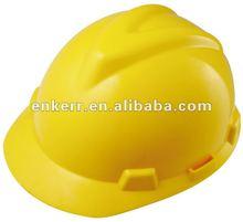 ENKERR CE approved safety helmet,PE helmet, ABS helmet