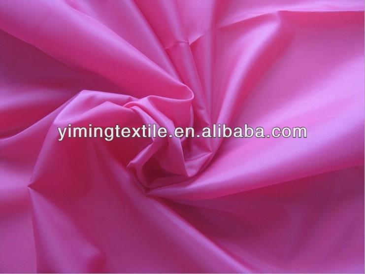 PVC backing fabric/oxford cloth/pvc coated taffeta polyester fabric