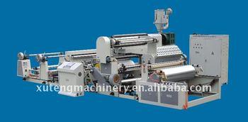 Plastic Film Extruding Machine(kraft paper. fabric, non-woven)