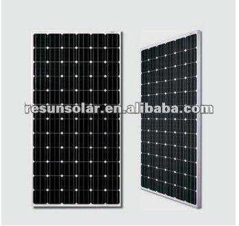 venta caliente 280w panel solar para la venta del fabricante en china con la norma iec tuv certificado
