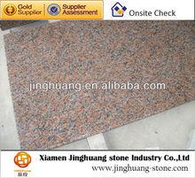 cheap China red granite,maple red G562