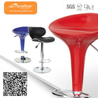 Acrofine Modern ABS Plastic Bar Stool , leather bar chair and acrylic series bar stool