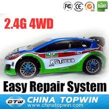 1:10 Scale Nitro Powered Rally Car toyota corolla model car