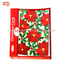 Customized Christmas Greeting Cards Printing simple thank you cards