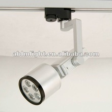 5W Aluminium led track light