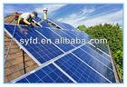 280W/290W/300W/310W/320W No.1 Quality High efficiency Mono/Poly Solar Panel pv crystalline Make in China