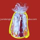 #C1028 PVC drawstring bag for toiletry set