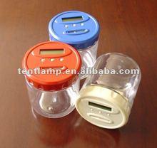 money jar,money saving tin,collecting tin