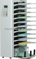 Professional supplier Digital Collator 10 Station 12 station Digital paper Collating Machine