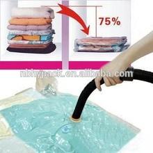 sell high quality vacuum plastic mattress storage bag